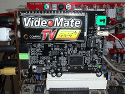 Compro VideoMate TV Gold Plus